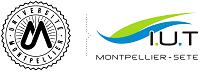 iut montpellier logo