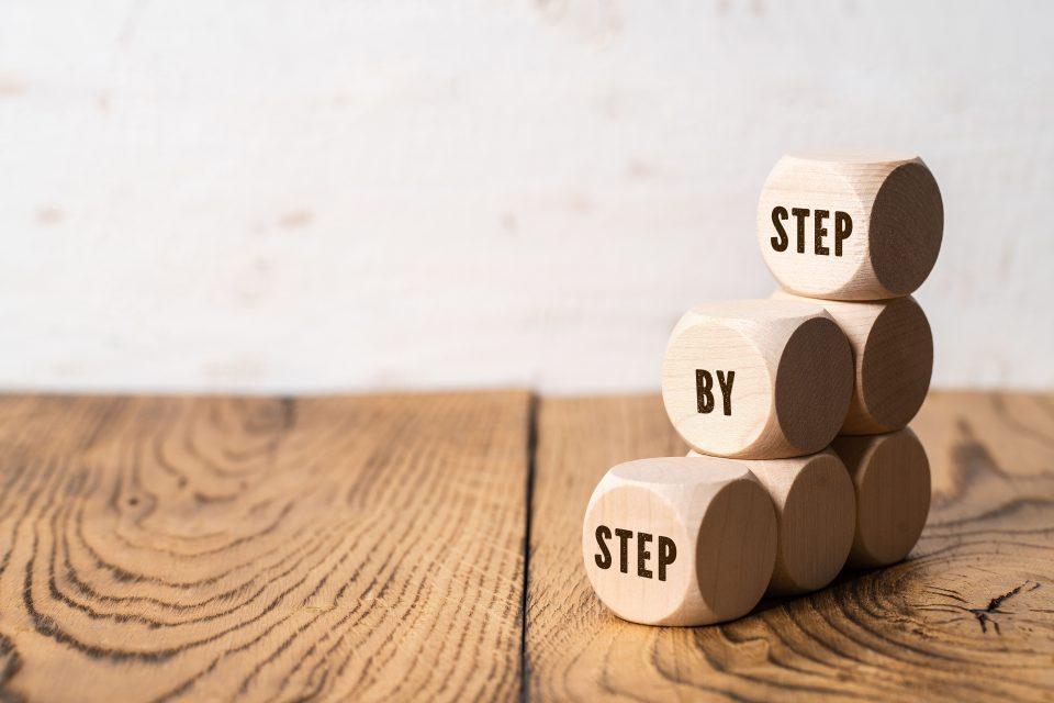 Les étapes à suivre